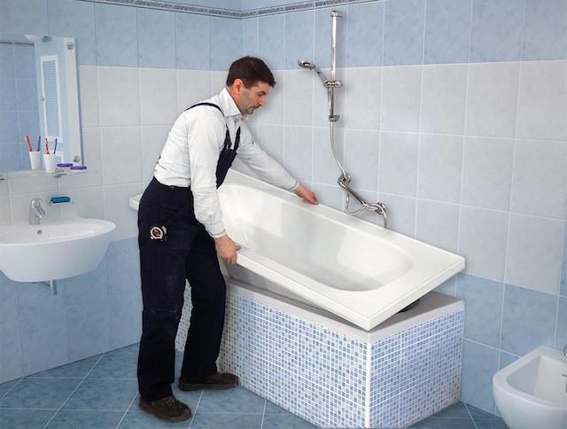 Vasche Da Bagno Misure E Prezzi : Sovrapposizione vasca da bagno versilia tri service assistenza e