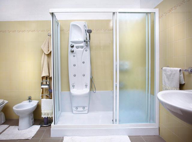 Trasformazione vasca in doccia tri service assistenza e