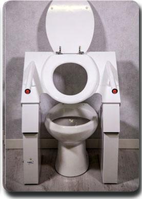 Sollevatore per wc tri service assistenza e manutenzione - Bagno argo lido di camaiore ...
