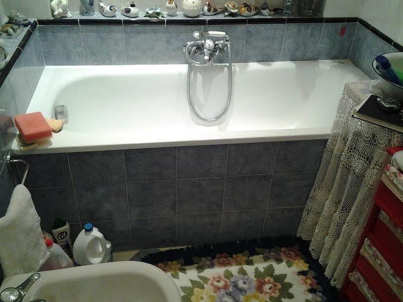 Vasca Da Bagno Arrugginita : Come ritinteggiare una vasca da bagno passaggi